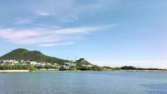 룽펑후 호수