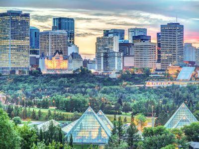 Edmonton River Valley Parks