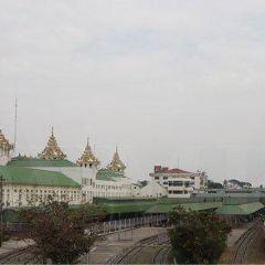 Yangon Central Railway Station User Photo