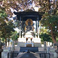 나라 료센지 절 여행 사진