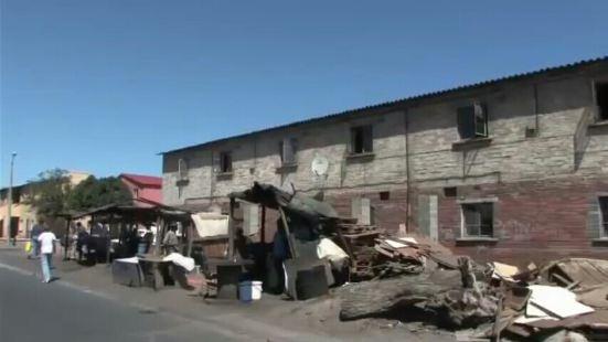 蘭加貧民區