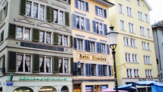 Hirschen Hotel