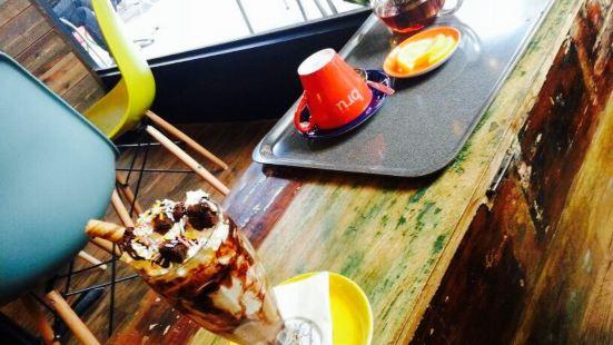 Bru Coffee & Gelato Leicester