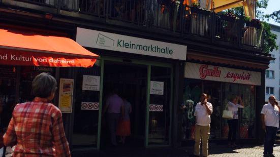 Cafe Kleinmarkthalle
