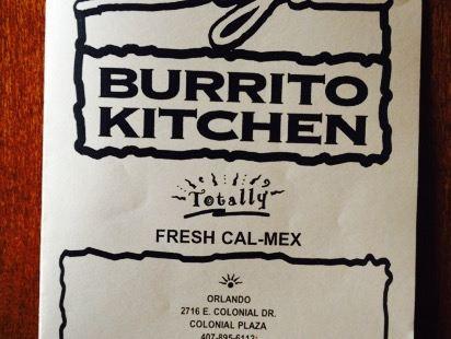 Baja Burrito Kitchen