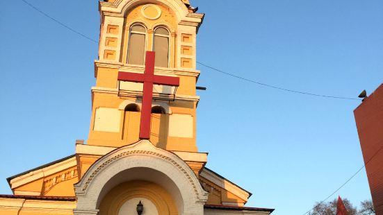 Suifenhe Christian Church