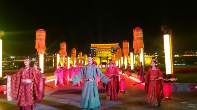 Chang'anImpression-- TangDynasty Grand Welcoming Ceremony