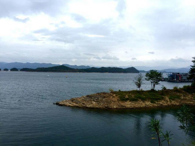 千島湖環湖騎行