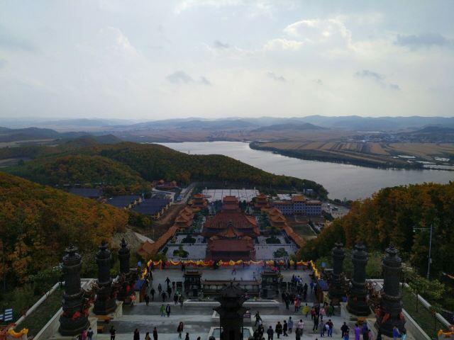 Liuding Mountain Cultural Tourism Zone