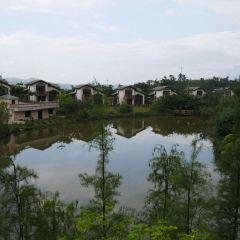포강(불강) 비구이위안(벽계원) 온천 여행 사진