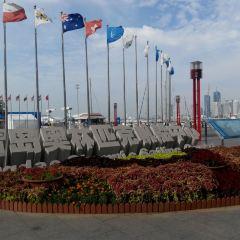青島奧帆中心用戶圖片