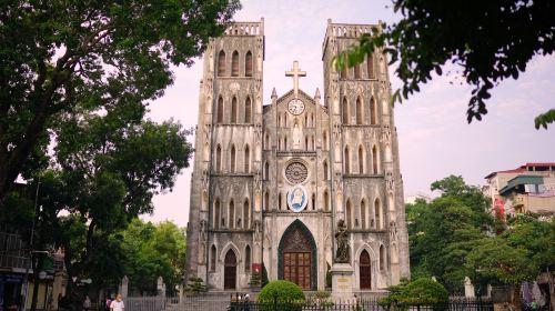 ハノイ大教会(セントジョセフ教会)