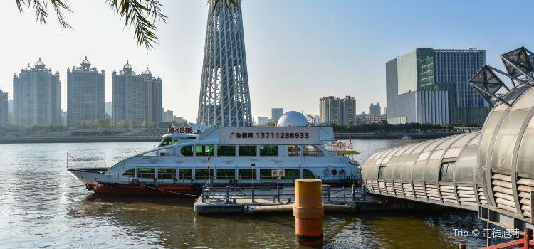 Zhujiang Night Tour Haixinsha West Wharf2