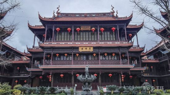 Shanghai Wanfo Pavillon