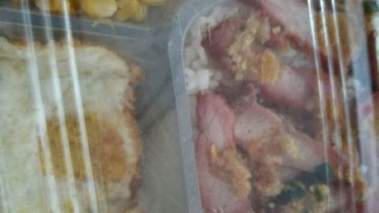 港式燒臘飯