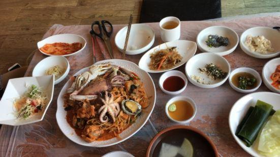 Dalmati Ma Mountain Monkfish Steamed Dish