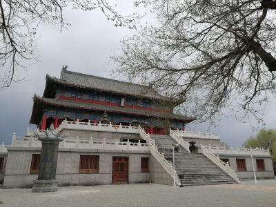 西山老君廟
