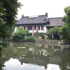 난징사범대학 여행 사진