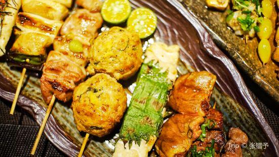 Lu Shi Liu Ben Mu Yakitori Seafood Robatayaki Restaurant