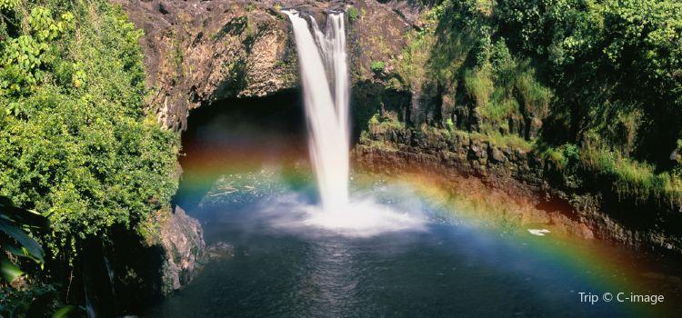 彩虹瀑布3