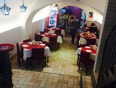 Trattoria Pizzeria del Mare da Salvatore
