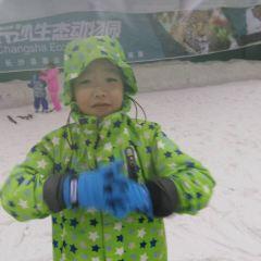 싼즈슝 스키장 여행 사진