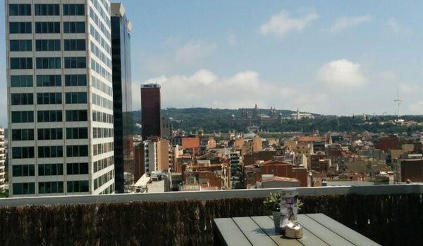La Terraza Bcn Urban Club Reviews Food Drinks In
