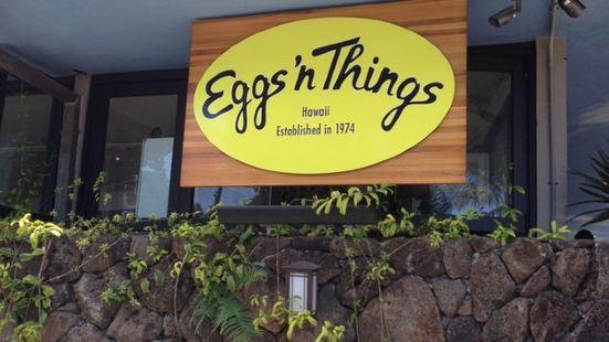 Eggs'n Things Waikiki Beach Eggspress