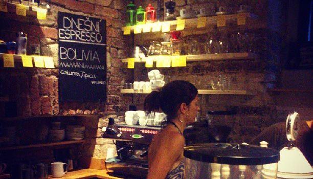 Kavarna Prazirna