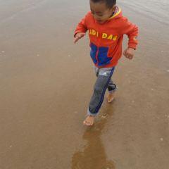 석노인 해수욕장 여행 사진