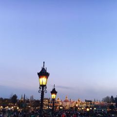 ディズニーランドパリのユーザー投稿写真