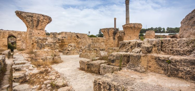 古羅馬浴場2