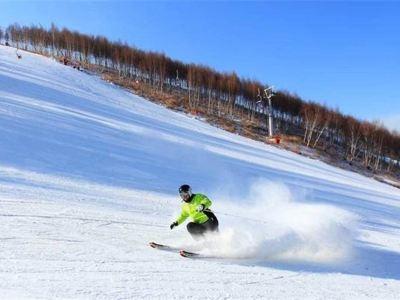 豫龍滑雪場