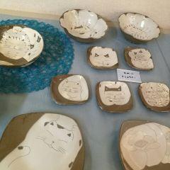 하카타 전통 공예관 여행 사진