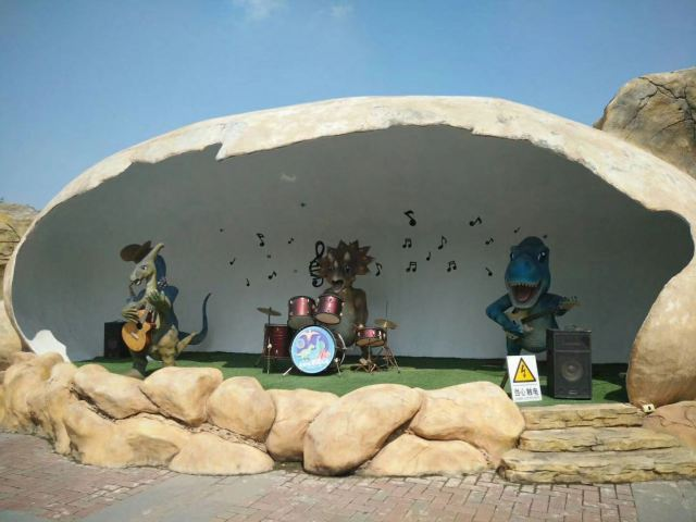 上海顧村恐龍園