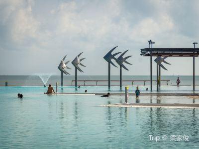 凱恩斯濱道瀉湖遊泳場