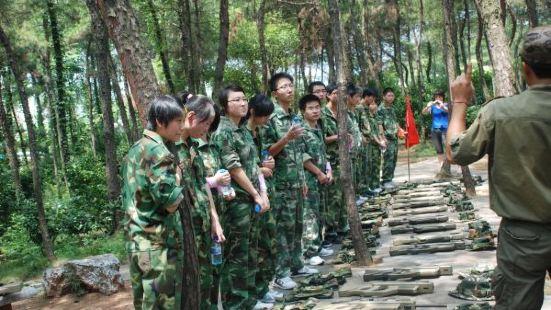 義烏龍行野戰CS拓展訓練基地