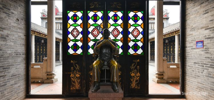 Huang Feihong Memorial Hall2