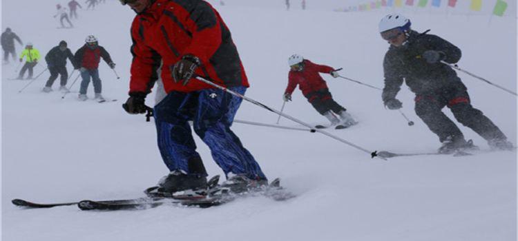 也迷裡滑雪場3