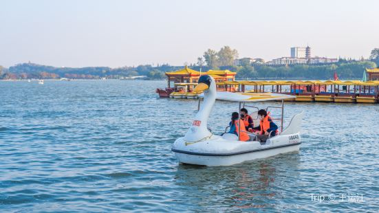 Xuanwu Lake Cruise (Sunny Harbor)
