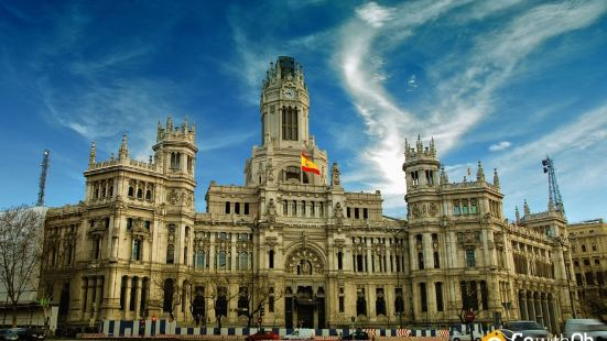 Plaza De Cibeles Travel Guidebook Must Visit Attractions In