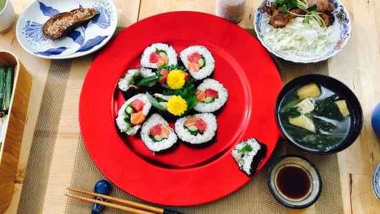 福田麻由子的小廚房