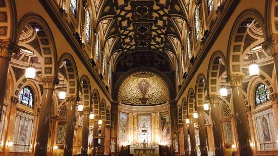 The Church of St. Ignatius Loyola