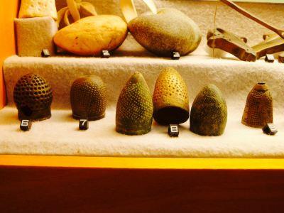 Thimble museum (fingerhutmuseum)