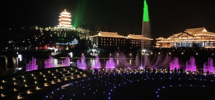 Hezhou Garden Expo Park3