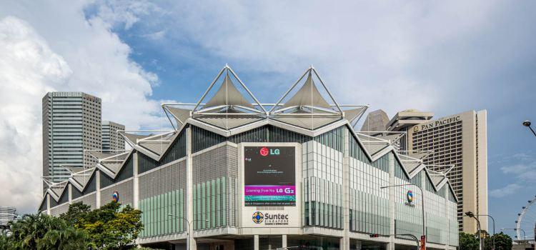 선텍 싱가폴 국제컨벤션전시센터3