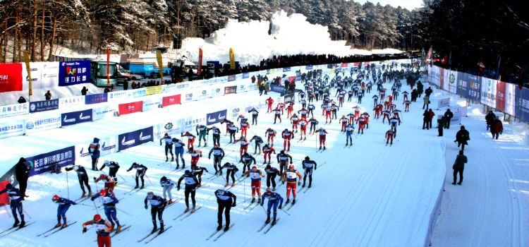 Jingyuetan Ski Resort3