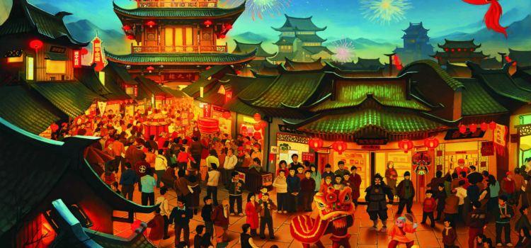 Langzhong Ancient Town3