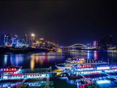 重慶両江ナイトツアー