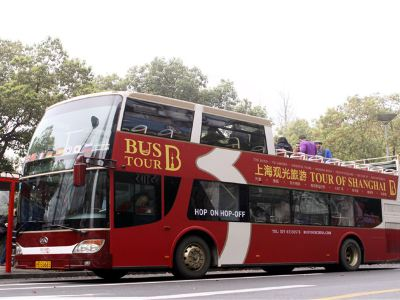 버스 투어 상하이 관광 투어
